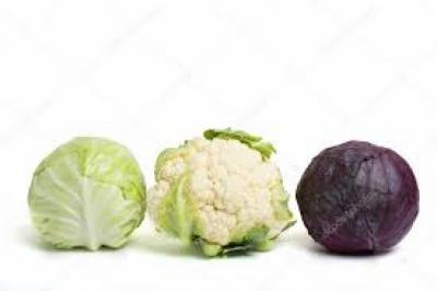 Vermalen van groente